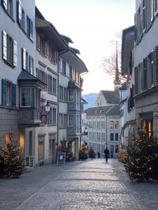Zürich Weihnachten